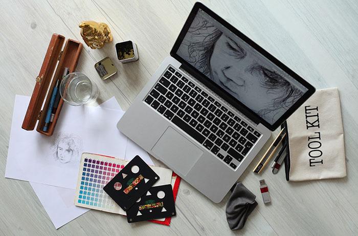 Como é ser designer gráfico no mercado?